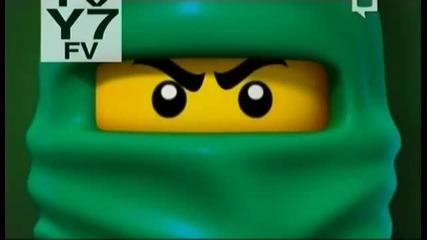 Lego Ninjago Season 2 Episode 17 - Ninjaball Run