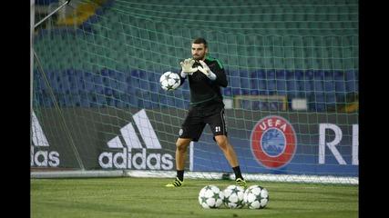Стоянов: Отиваме за победа, няма как да има подценяване