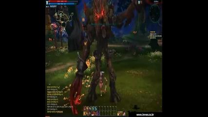 Tera Online - Warrior Gameplay
