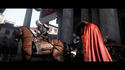 Assassins Creed Brotherhood E3 Trailer