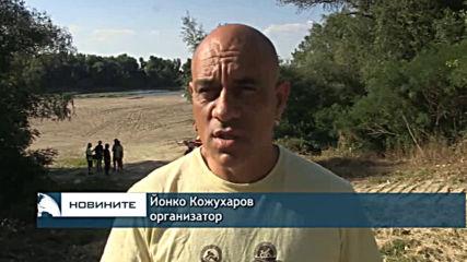 Международната гребна регата е в Русе: Предизвикателство от над 2000 км за 75 дни