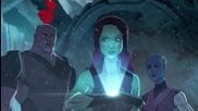 Guardians of the Galaxy Origins - Gamora: Part 1