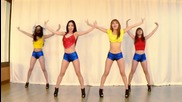 Waveya Cover Dance • Shakira - La La La ( Brazil 2014 World cup ) choreography Ari
