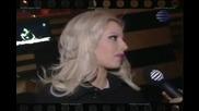Емилиа коментира за промоция на преслава албум не Съм англел