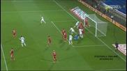 13.10.14 Уелс - Кипър 2:1 *квалификация за Европейско първенство 2016*