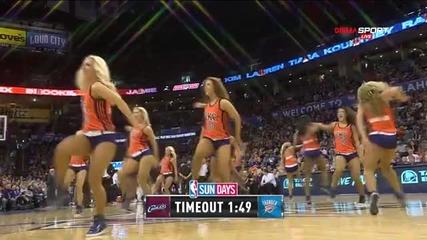 Гръмотевични танци в НБА