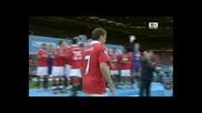 Манчестър Юнайтед и Димитър Бербатов вдигнаха рекордната 19 титла