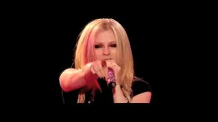 Avril Lavigne - Girlfriend [live Toronto Hd]