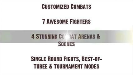 Борба за слава 3d борба игра : Android (проверите описание)