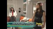Maite Perroni confirmada en la telenovela El Triunfo del Amor Hoy