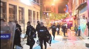 Turkey: Fire breaks out at Istanbul refugee centre