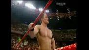 John Cena Vs Rendy Orton No Way Out 2008 4