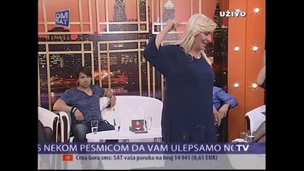 Vesna Zmijanac - Ponovi za mnom - Utorkom u 8 - (DM SAT 2015)
