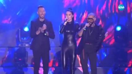 Pavell & Venci Venc' - Havana (на живо от наградите на БГ Радио 2018)