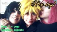 ~best Day ! (cmv) Team 7 + some Sasunaru moments