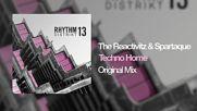 The Reactivitz & Spartaque - Techno Home (original Mix) [toolroom]