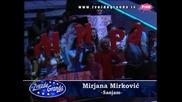 Mirjana Mirkovic - Sanjam ( Zvezde Granda 2010/2011 )