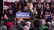"""USA: """"I've been called a lot of things, unqualified isn't one of them"""" - Clinton"""