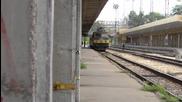 46 208 с Бв 8610 на гара Пловдив