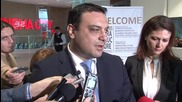 Московски обеща до дни да има стабилизационна програма за БДЖ