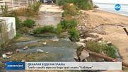 "ДРУГАТА ВАКАНЦИЯ: Фекални води се изливат на плажа ""Кабакум"""