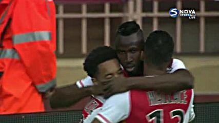 Монако - Гингам 3:2 /Лига 1, 36-ти кръг/