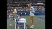 Евроспорт - Федерер И Шарапова