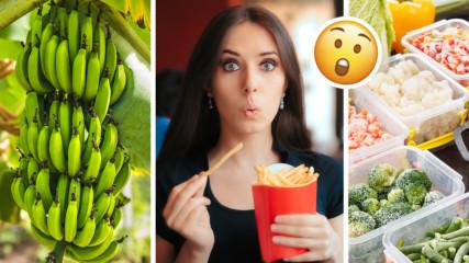 Заблудите за храните, в които всички повярвахме! Топ 5