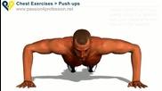 Упражнения за гърдите