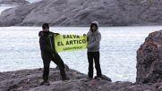 Защо пианист свири в ледените води на Арктика