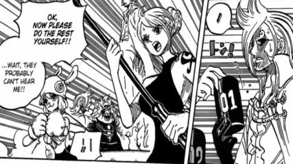 One Piece Manga - 865 Hey, Mother