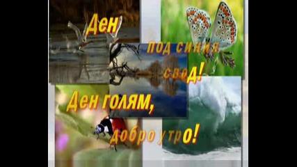 Пак ухае на цвят, пак... Дамян Дамянов