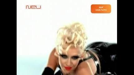 Christina Aguilera - Not Myself Tonight (official Music Video) 2010
