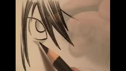 100 начина да нарисуваш манга очи
