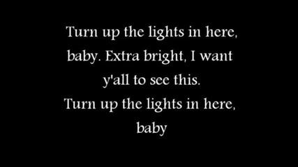 Kanye West - All Of The Lights ft Rihanna (lyrics)