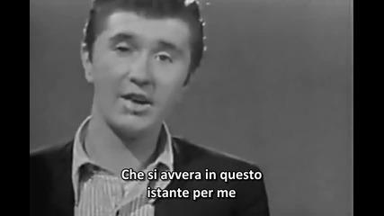 Bobby Solo - Una lacrima sul viso (1964) [high Quality Stereo Sound, Subtitled]