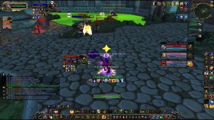 Holy Paladin 3v3 Arenas! - 3v3s Sacredheals Kitty Cleave - Rusty As A Nail! (world of Warcraft Gamep