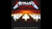 Metallica - Master of Puppets (studio version)