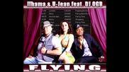 Ilhama & U-jean ft. Dj Ogb - Flying ( George Stapel Club Rmx ) Official Video Hd