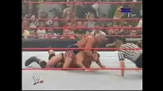 Vengeance - Kurt Angle Vs Randy Orton