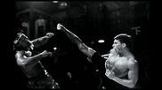 Два незабравими екшън филма - Няма Място за Отстъпление (1986) и Кървав Спорт (1988)