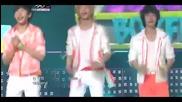 Hq 110624 Boyfriend - Boyfriend Music Bank June 24, 2011