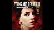 [new Exclusive]offer Nissim-young & Beautiful (ft.lana Del Rey)(remix)