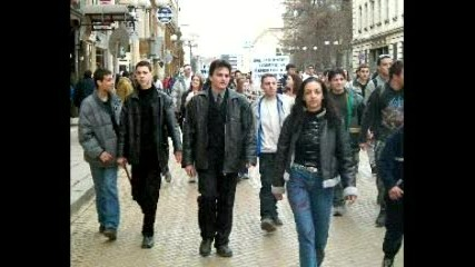 Химн На Учителската Стачка, 2007, София