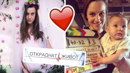 Популярна българска актриса получи най-големия подарък! Звездата от