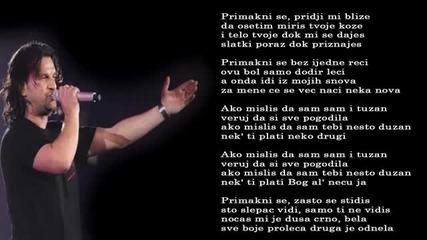 Aca Lukas - Ako mislis da sam sam - (Audio 2006)