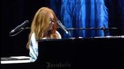 Tori Amos - Cornflake Girl - Live in Sofia, 2014