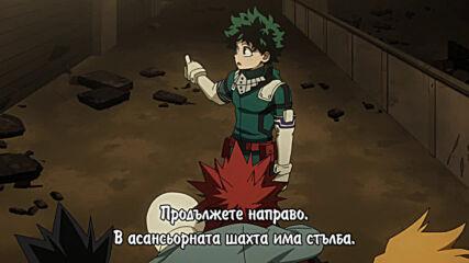 Boku No Hero Academia ep.2 / Моята академия за герои - Направи го или умри Ona еп.2