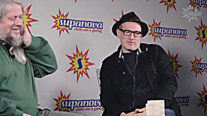Време Е За Дуел! Ерик Стюарт Срещу Дан Грийн - Телевизия Супернова Конфронтация