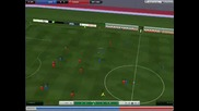 Football Manager 2009 - Levski vs. Debrecen